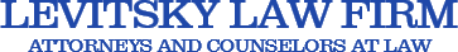 Levitsky Law Firm Personal Injury and Family Lawyers Logo